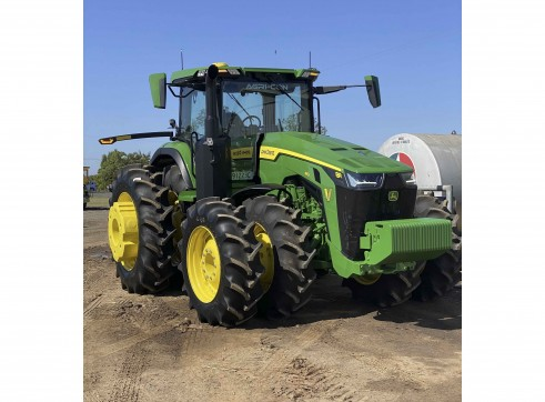 410HP Tractor 1