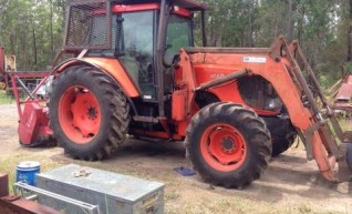 Tractor Slasher 1
