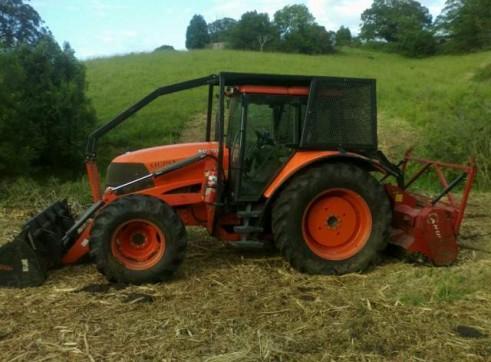 Tractor Slasher 2