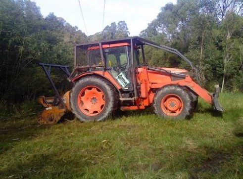 Tractor Slasher 3
