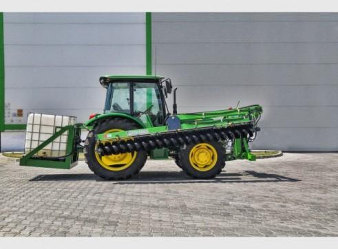 Tractor Solar Brush (Photovoltaic) 5
