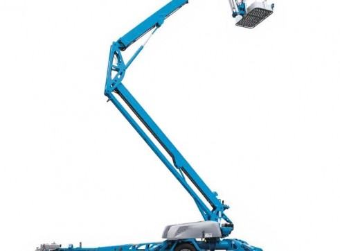 Trailer Mounted Cherry Picker - 17m Genie 1