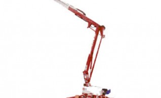 Trailer Mounted Cherry Picker 1