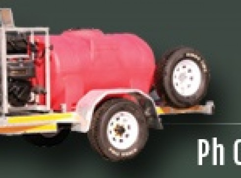 Trailer Mounted Mine Spec Hot & Cold Water Pressure Washers 2