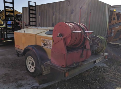 Trailer Mounted Pressure Washer 3