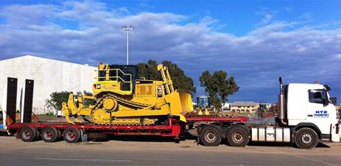 Transport Earthmoving Machinery 1