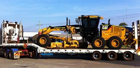 Transport Earthmoving Machinery 2