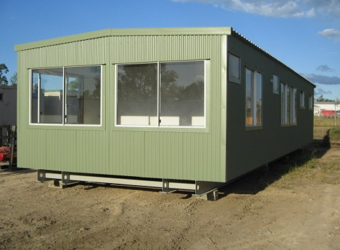 TRANSPORTABLE ACCOMMODATION, SITE OFFICES, AMENITIES AND MUCH MUCH MORE! 1