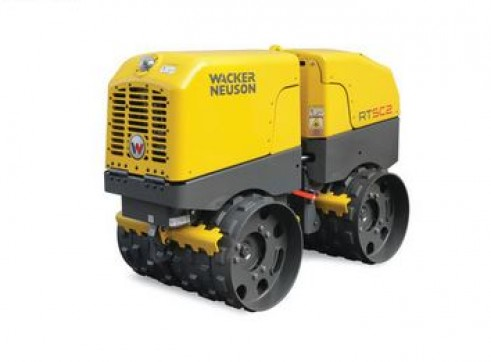TRENCH ROLLER (320MM WIDE) 1