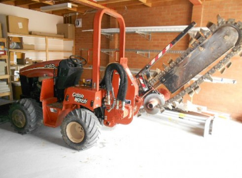 Trencher for Hire 1