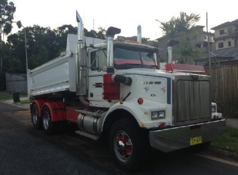 Truck Hire 1