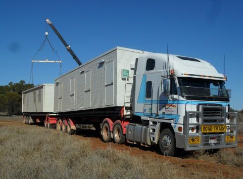 Truck Hire - Semi Tippers, Semi Flattops, Floats 2