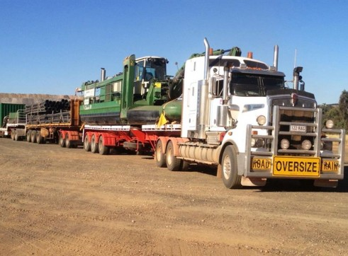 Truck Transport 1