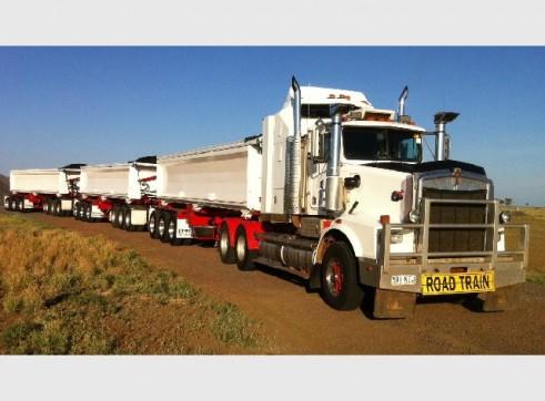 Trucks and Trailers 1