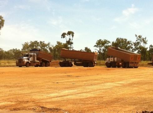 Trucks and Trailers 3