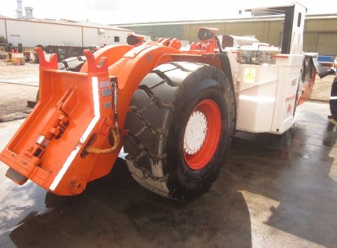Underground Loaders Available for Hire 3