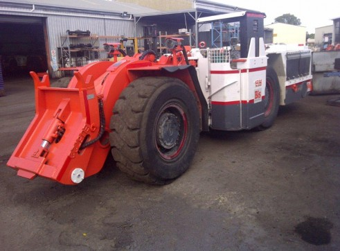 Underground Loaders Available for Hire 2