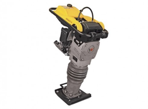 Upright compaction Rammer - 4 Stroke 1