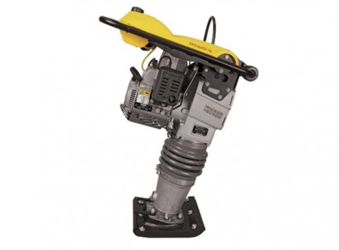 Upright compaction Rammer - 4 Stroke 2