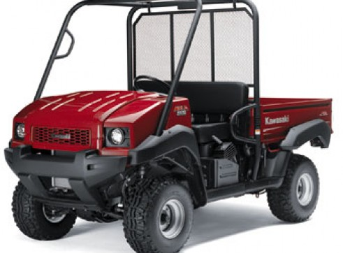 Utility Vehicle Hire 2