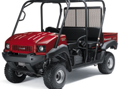 Utility Vehicle Hire 7