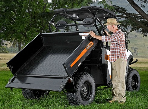 Utility Vehicle Hire 2