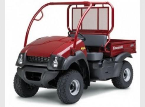 Utility Vehicle Sales 1
