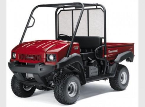 Utility Vehicle Sales 2