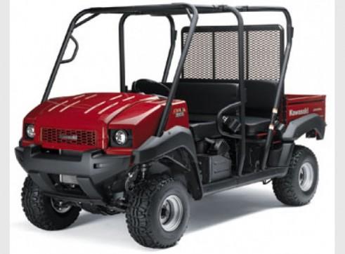 Utility Vehicle Sales 3