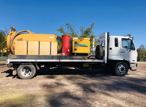 Vacuum Excavation Truck 5