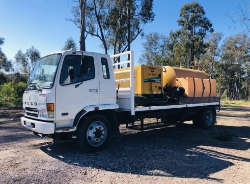 Vacuum Excavation Truck 6