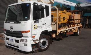 Vacuum Excavation Truck 1