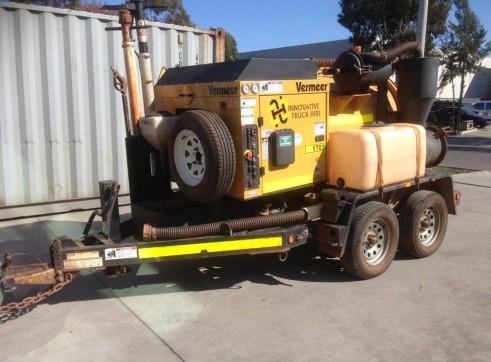 Vacuum Excavation Truck 2