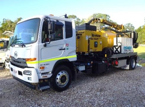 Vacuum Excavation Truck 5000L