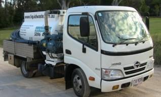 Vacuum Truck - 2000L 1
