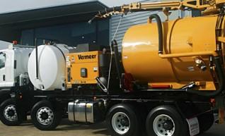 Vermeer 3,000L Vacuum Excavation Truck 1