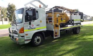Vermeer 3000 Litre Vacuum Excavation Truck 1