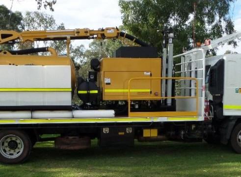 Vermeer 3000 Litre Vacuum Excavation Truck 4
