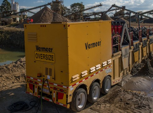 Vermeer R600HC Zone Compliant Solids Control Unit / Drilling Mud Recycler 4