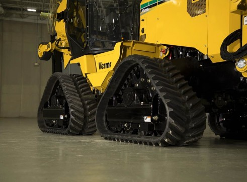 127HP Vermeer RTX1250I2 Ride-On Trencher 5