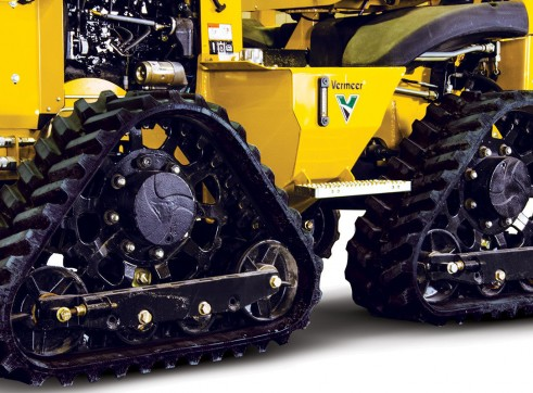 65HP Vermeer RTX450 Ride-On Trencher 5