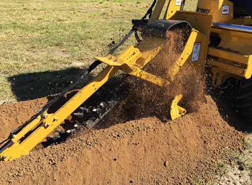 Vermeer RTX550 Ride-On Trencher 3