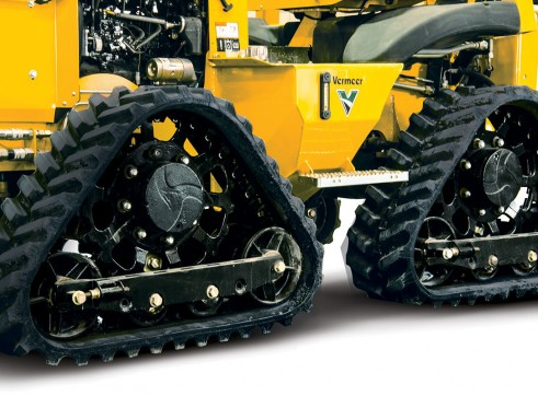 Vermeer RTX550 Ride-On Trencher 6