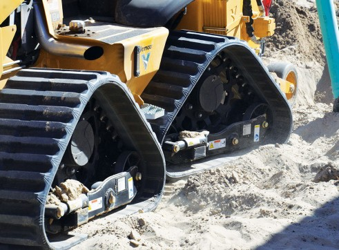 Vermeer RTX750 Ride-On Trencher 4