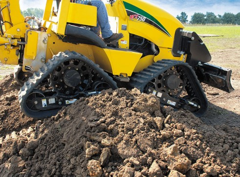 Vermeer RTX750 Ride-On Trencher 5