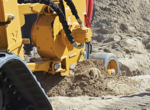 Vermeer RTX750 Ride-On Trencher 6