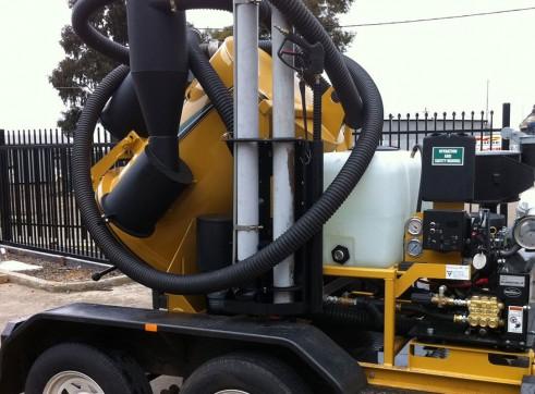 Vermeer SK25-100G Vacuum Excavator 3