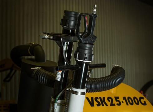 Vermeer SK25-100G Vacuum Excavator 4