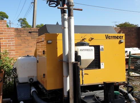 Vermeer Trailer mounted Vacuum 2