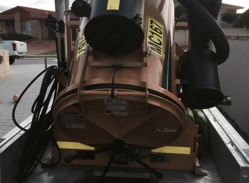 Vermeer VSK25-100G Vacuum Excavation Trailer 3